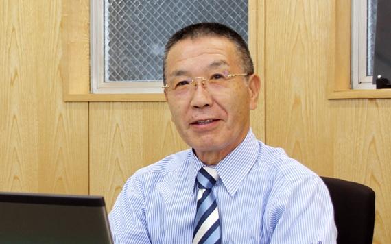 代表取締役社長 佐藤 智文